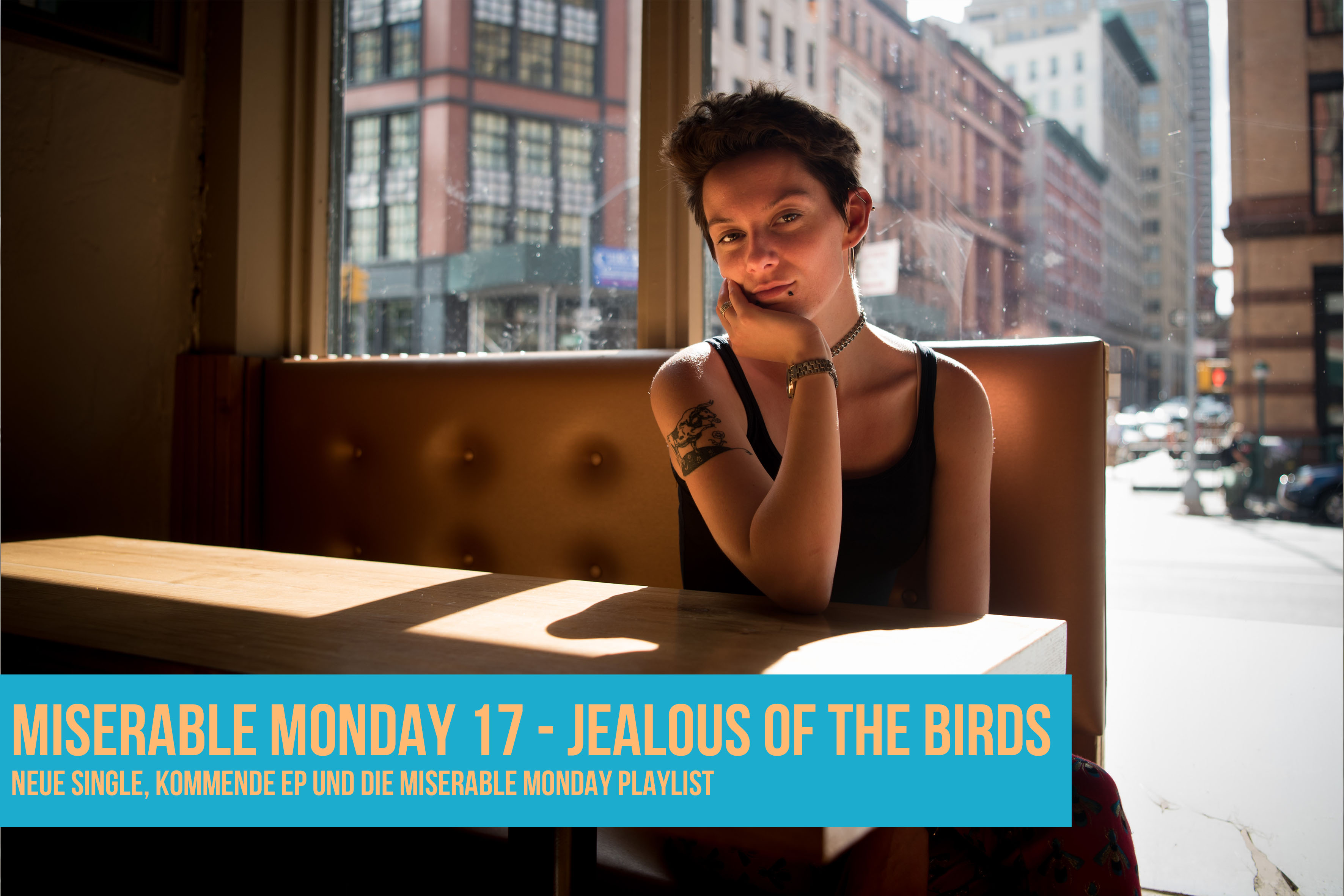 017 - Jealous Of The Birds