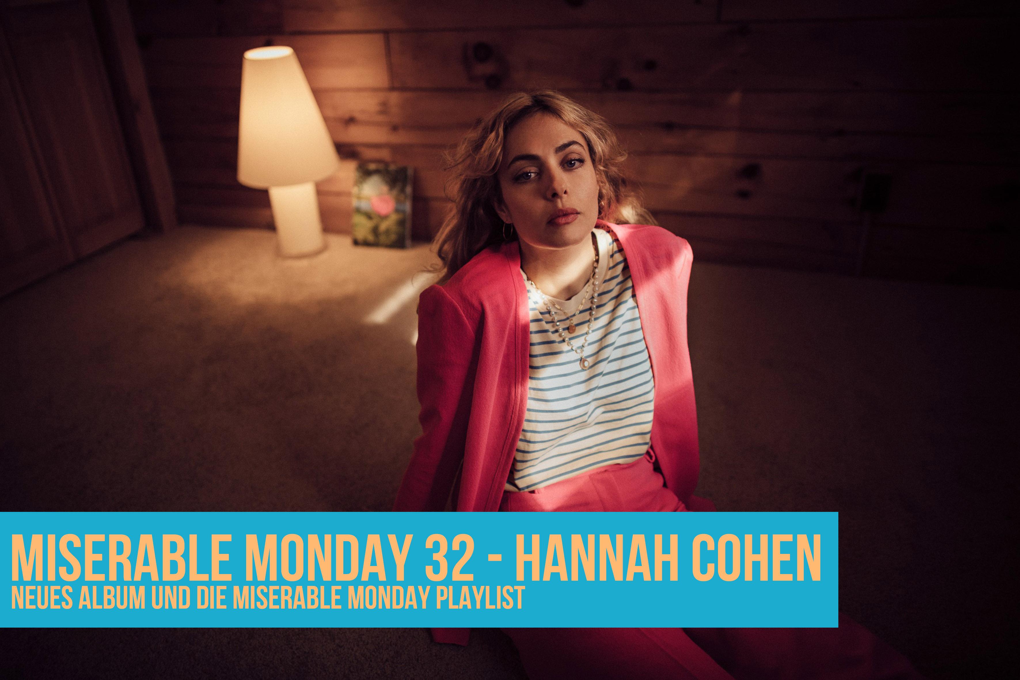 032 - Hannah Cohen