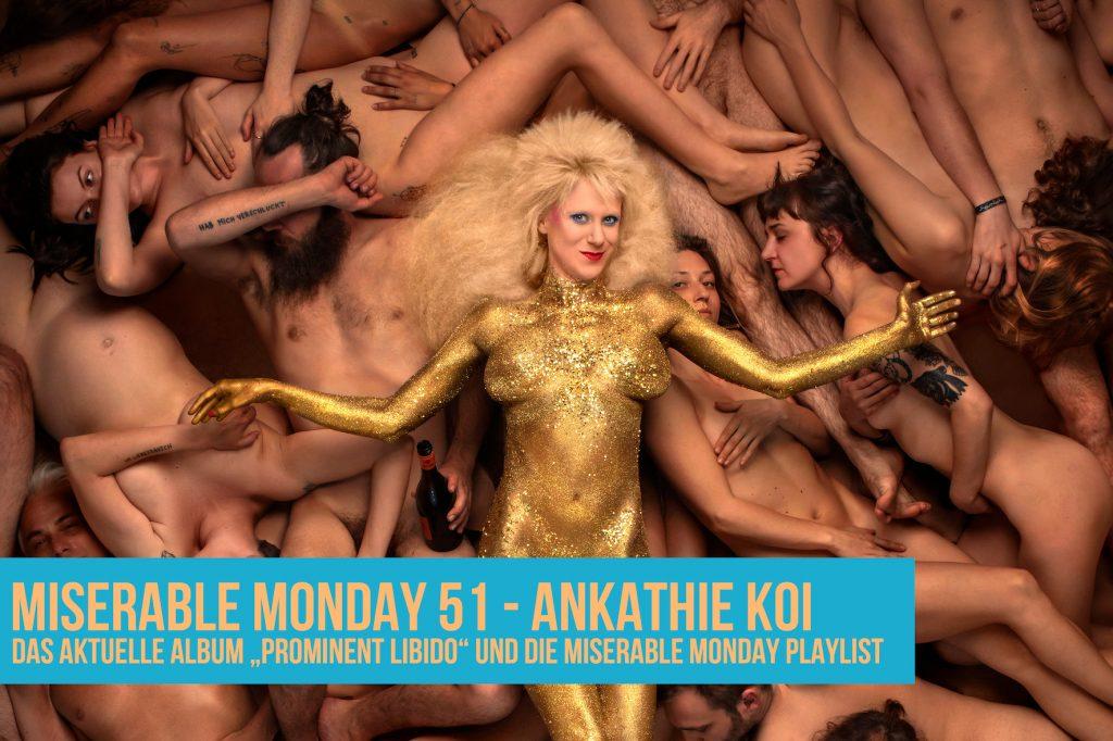 Ankathie Koi Prominent Libido Cover