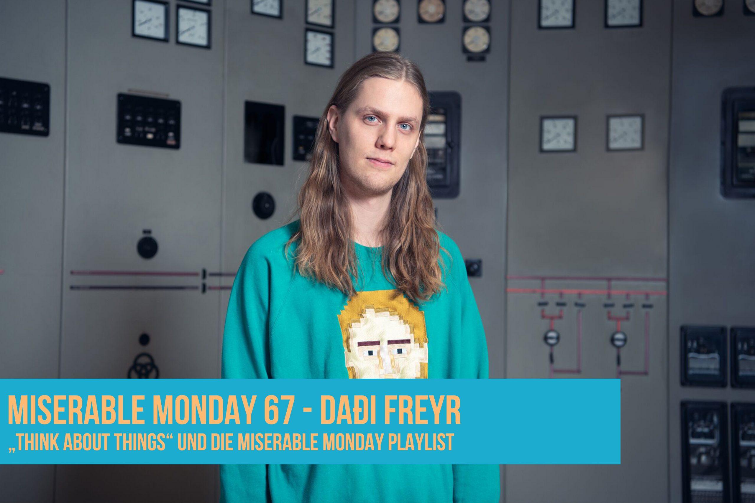 67 - Daði Freyr