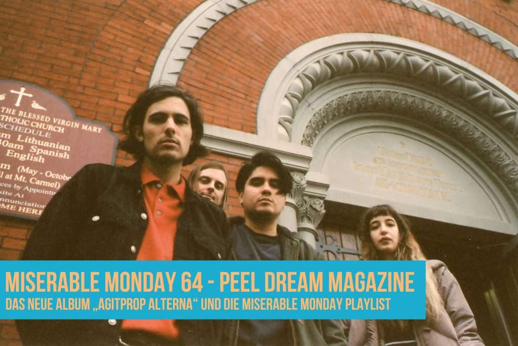 Peel Dream Magazine courtesy of Tough Love Records