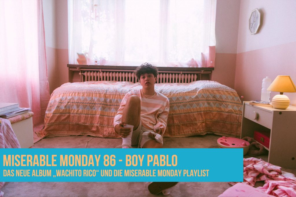 Boy Pablo, Credit: Michael VC Angeles