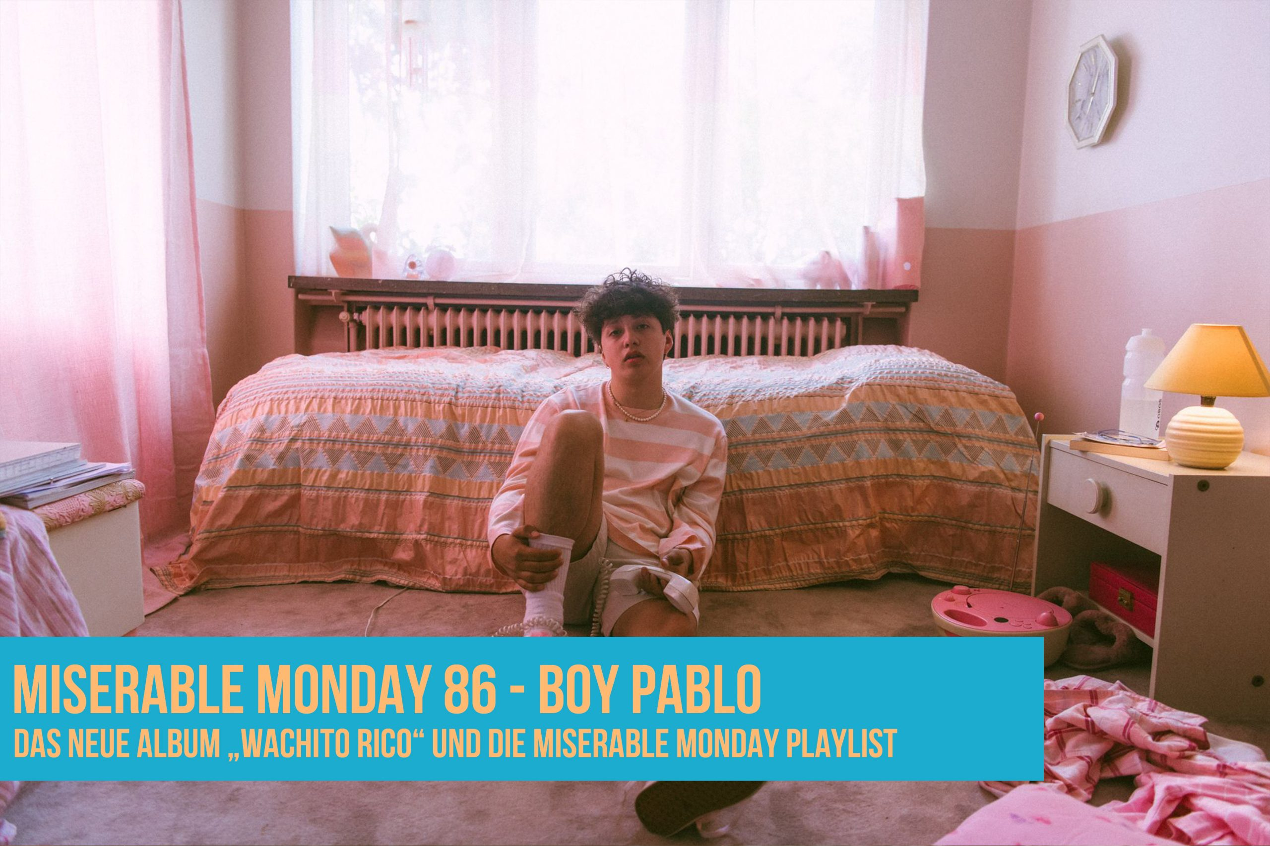 86 - Boy Pablo