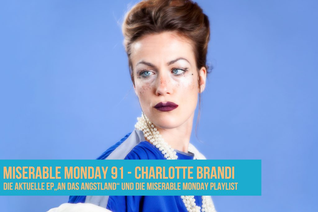 Charlotte Brandi Official Press Pic