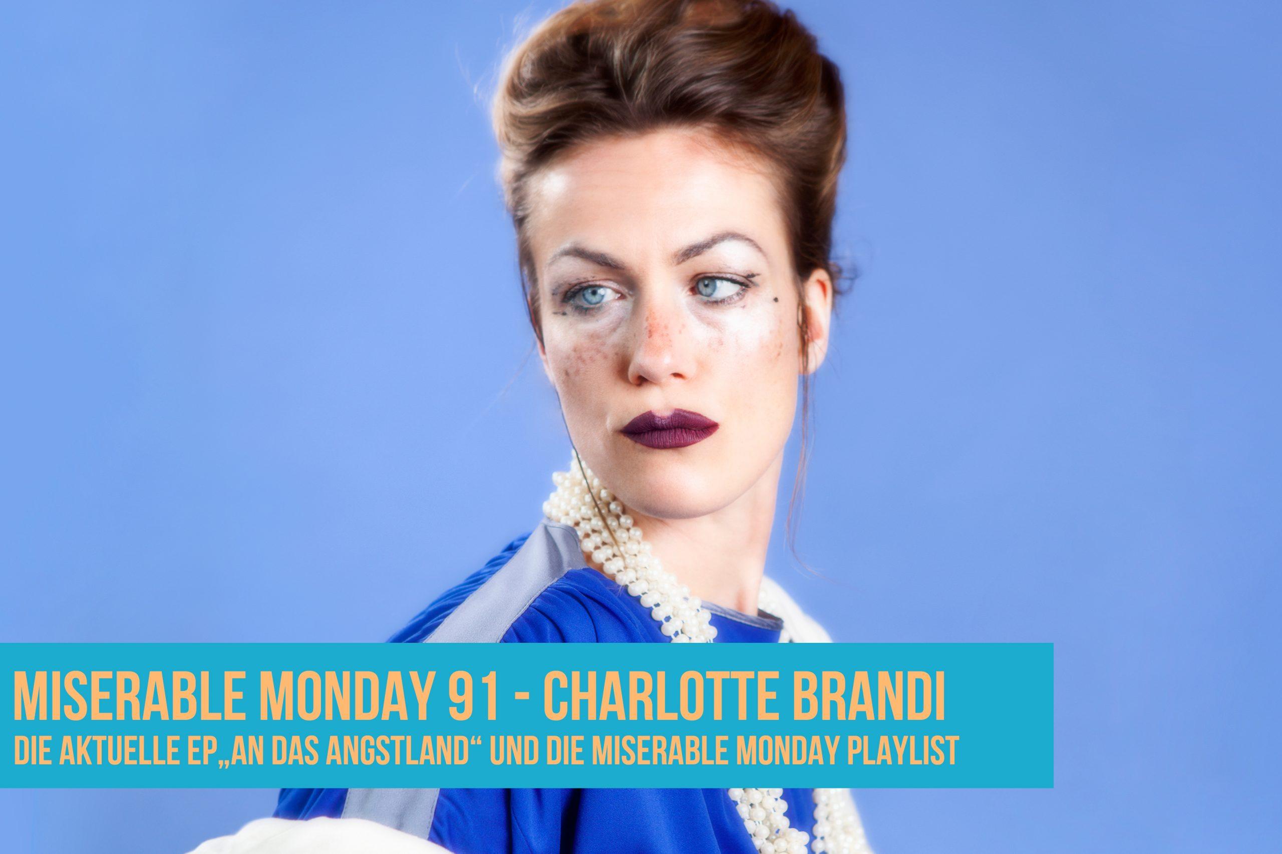 91 - Charlotte Brandi