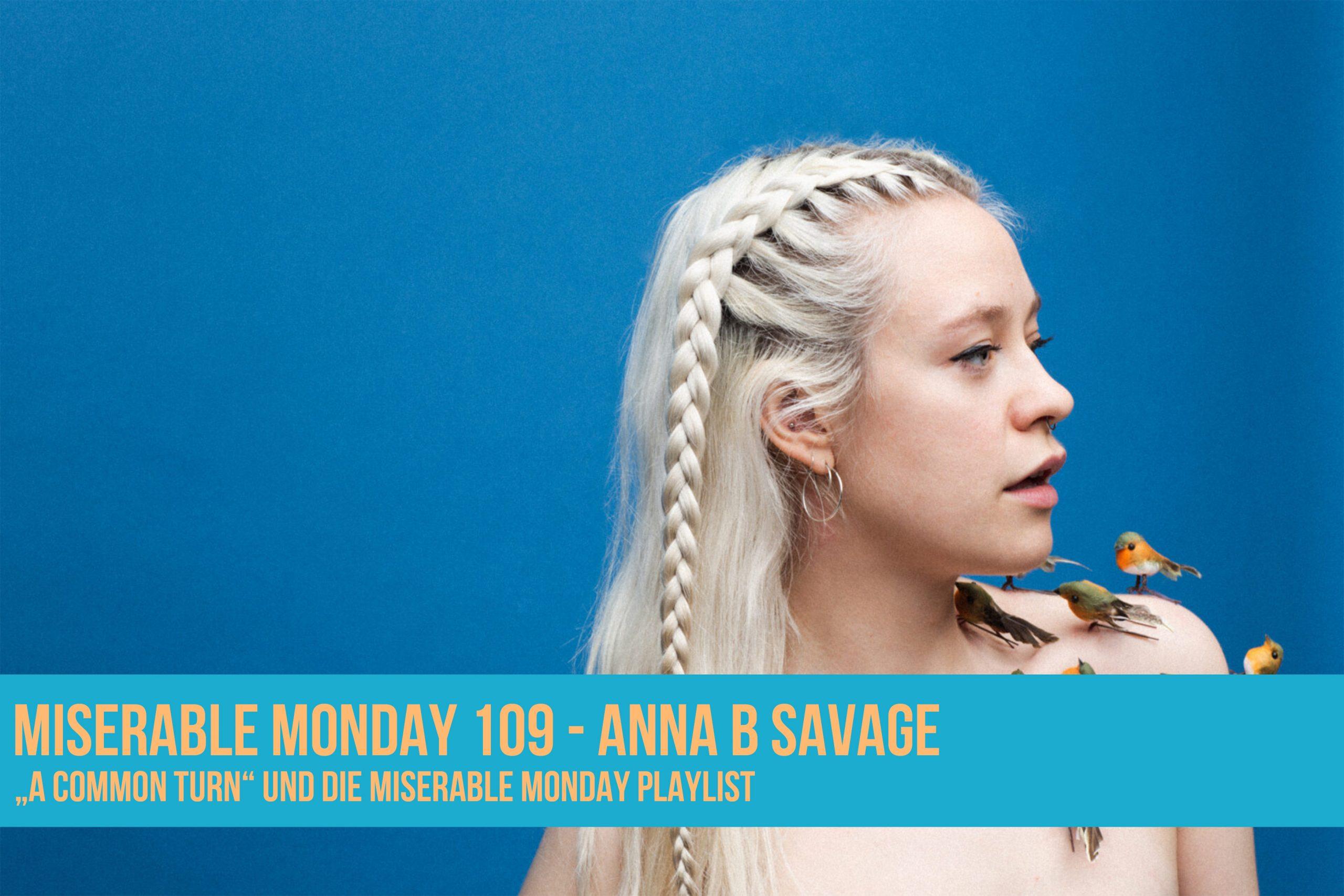 109 - Anna B Savage