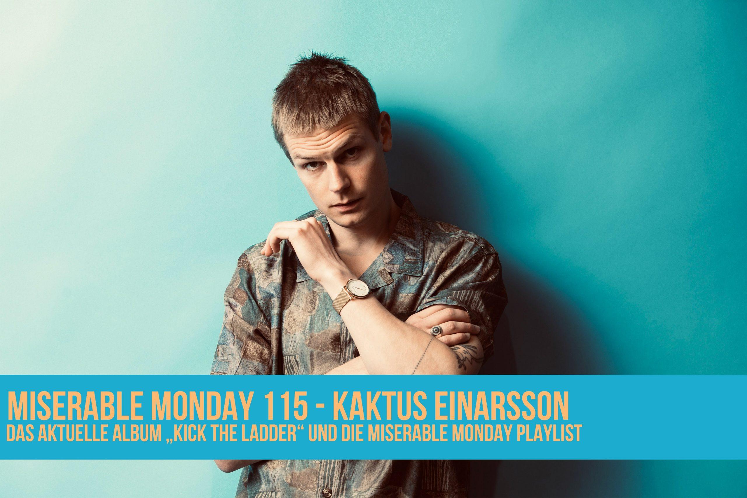 Kaktus Einarsson, official Press pic